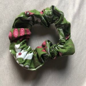 Holiday Scrunchie